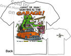 1950 Chevy Rat Fink T shirt 50 Big Daddy T Forget The House Tee M L XL 2XL 3XL