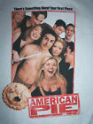 American Pie T-Shirt Movie Poster Tee 90's DVD Novelty Classic Jim Stiffler Funn image