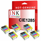 30 NON-OEM Ink Cartridges For Printers - Replace T1281 T1282 T1283 T1284 T1285