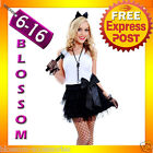 G45 Ladies Madonna Pop Diva 80s Clothing Fancy Dress Costume & Black Lace Gloves