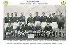 SCOTLAND 1949 (v France, 15th January) RUGBY TEAM PHOTOGRAPH