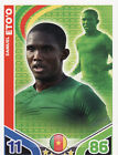 Match Attax World Cup 2010 Cameroon & Chile Cards Pick From List