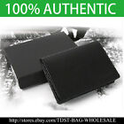 [Fromb] MEN'S PU LEATHER Business Card case FB2015E -Black / Brown