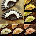 57.3x31mm Fan and Flower 6 Colours Vintage Style Cameo Resin Cabochons Wholesale