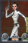 Star Wars Force Attax Series 1 Foil Trading Cards Pick From List 151 To 170