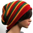 best slouchy Baggy BEANIE Unisex men women top rasta Hats ski winter Cap new bcc