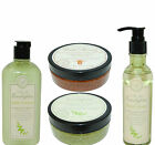 Jean Phillipe Eucalyptus & Vitamin French Body Range Body Lotion Scrub Hand Soap