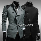 N4U8 Chic Men Korea Ultra Collection Casual Slim Fit Suit Blazer Coat Jackets