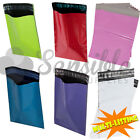 Mixed Colour Mailing Bags / Postal Envelopes / Poly Mail Sacks - Various Sizes