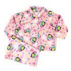 CUTE NEW GIRLS FIFI & THE FLOWER TOTSWARM PINK FLANNELETTE PYJAMAS AGE 1 - 4 yrs