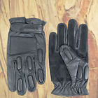 VIPER PADDED LEATHER TACTICAL GLOVE PATROL POLICE PCSO DOORMAN SECURITY MOD ARMY