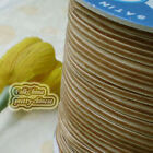 "3mm 1/8"" Coffee Velvet Ribbons Craft Sewing Trimming Scrapbooking #144"