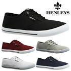 MENS ESPADRILLES CANVAS PLIMSOLLS SLIP ON LACE PUMPS PLIMSOLES TRAINERS SHOES