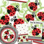 Lovely Ladybug Baby Shower Birthday Party Items All In One Listing PA
