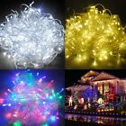 100/300/500 LED Christmas Xmas Party Fairy String Lights Lighting Outdoor