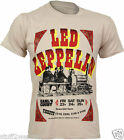 LED ZEPPELIN Earl's Court Tickets T Shirt  Mens OFFICIAL S M L XL XXL