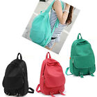 NEW CUTE CANVAS GIRLS SPORT BACKPACK SCHOOLBAG LADIES RUCKSACK SHOULDER BAG 012