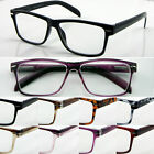 A(R141B)2Pairs Stylish Plastic Frame Reading Glasses/8 Colours/Spring Hinge