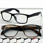Z(R142B)2 Pairs Plastic Reading Glasses/Wayfarer/+1.50+1.75+2.00+2.25+2.50+2.75