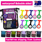 "NURSE POUCH+FOB WATCH""extra pocket""ORGANIZER WALLET PICK BAG+Waist Strap+Keyring"