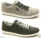 MENS CATERPILLAR CAT CHET SUEDE CASUAL LACE UP SKATER TRAINERS SHOES SIZE 6-11