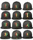 New Era 59FIFTY - Rasta Collection - MLB Baseball Fitted Hat Cap
