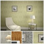 10M Maryland Style Abstract Texture Non-Woven Wallpaper Rolls,4 color,Bedroom.TV