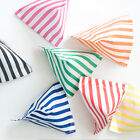 350 x CANDY STRIPE PAPER SWEET FAVOUR BUFFET BAGS -5x7 INCHES