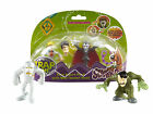 Scooby Doo Trap Time 2 Figure Pack with Swappable Who Dunnit heads NEW