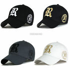 Big size Mens Ball cap Big hats XL size big hat Big Head XXL caps with R letter