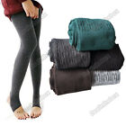 Fashion Women's Comfortable Winter Warm Cotton Pants Leggings Stirrup New