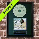 ROD STEWART Time Album FRAMED Signed CD COVER MOUNTED A4 Autograph Print (30)