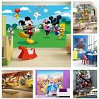 CHILDRENS BEDROOM DISNEY & CHARACTER WALLPAPER WALL MURAL - FREE DELIVERY