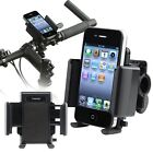 Universal Bike Bicycle Mount Phone Mount Cradle Holder For Cell phone iPhone MP3