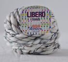 ADRIAFIL LIBERO SUPER CHUNKY CREAM KNITTING YARN WITH LUREX in various colours