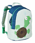 LÄSSIG*4Kids*Mini*Backpack*Kinder*Rucksack*Kindergarten*WILDLIFE*Elefant&Turtle*