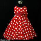 R3121 Halloween Thanksgiving Christmas Garden Party Girls Dress SIZE 2,4,6,8,10T