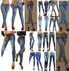 New Sexy Womens Leggings/Jeggings Womens Fashion tattoo jeans look Fit Size 6-12