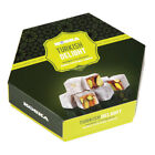 TRADITIONAL DOUBLE PISTACHIO TURKISH DELIGHT, 250 g - KOSKA