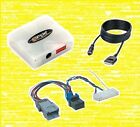 iPod/iPhone interface adapter for 00+ GM radio. Charge+control Apple w/ stereo