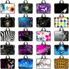 """Laptop Sleeve Case Bag  w Hidden Handle Fit Asus Dell Acer Toshiba 17"""" 17.3"""""""