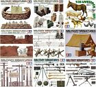 Tamiya - 1/35 Diorama Scenery & Equipment