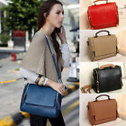 Women PU Leather Celebrity Style Handbag UK Crown One Shoulder Bag Satchel Tote