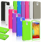 New Flexible Soft Jelly TPU Skin Case Cover For SAMSUNG GALAXY Note 3 III N9000