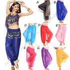FREE SHIPPING Tribal Belly Dance Bloomers Trousers Harem Pants Costume 8 Colors