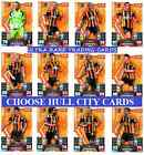 MATCH ATTAX 13 14 Choose Your HULL CITY Individual Base Cards 2013 2014