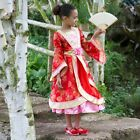 Oriental Princess Mulan fancy dress up BNWT 3-11yrs Girls Chinese Party Costume