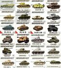 Armourfast - 1/72 WWII Tanks & Military Vehicles