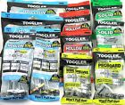 Snaptoggle Toggler Anchors Cavity Hollow Solid Wall Fixings Screws Bolts Plugs