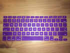 "7 Colors Silicone Keyboard Cover Skin for Apple Macbook Pro Air 11"" 13"" 15"" 17"""
